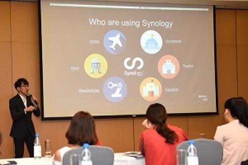 Synology phát triển mạnh giải pháp lưu trữ dữ liệu